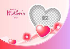 Fotorahmen für Muttertag
