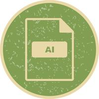 AI Vector Icon