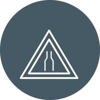 Vector Carriageway smal pictogram