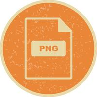 PNG Vector Icon