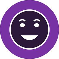 icône de vecteur lol emoji