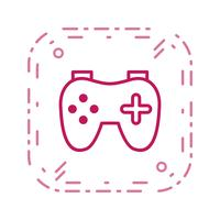 Video Game Vector Icon