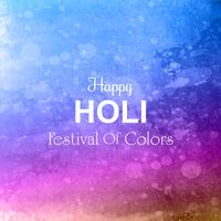 Indian festival Happy Holi celebration background