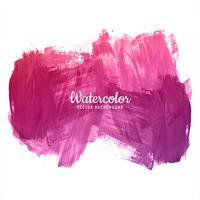 Abstrakt vattenfärgsträngar Design