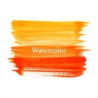 Vacker akvarell färgstarka slag bakgrund