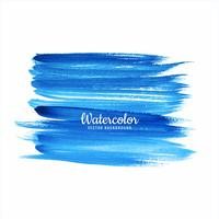 Modern Watercolor Brush Stroke Background