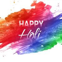 Holi colorati celebrano la priorità bassa di festival