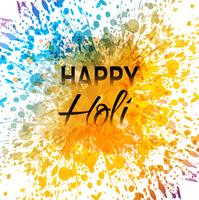 Holi colorido celebrar festival de fondo