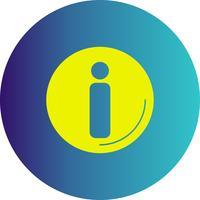 informação de vetor ico