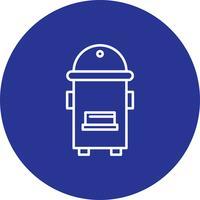 Vektor bulb ikon