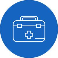 Vector first aid icon