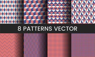 Collection d'illustration de vecteurs de modèle