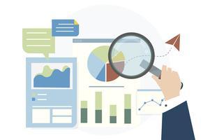 Análisis de gráficos de negocios