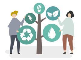 Conservação ambiental e proteção do nosso mundo