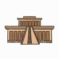 Temple mortuaire d'Hatchepsout, ancien sanctuaire funéraire en Egypte
