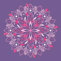 Mandala espiritual hindú
