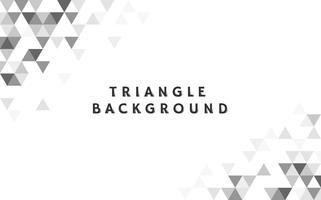 Geometrisk triangelmönster illustration