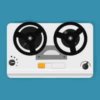 Illustration d'un enregistreur à bobines