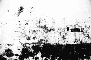 Grunge monocromático pintado de fundo abstrato