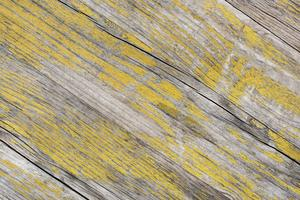 Old yellow wooden textured background design