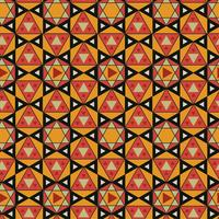 Illustration of a geometric pattern