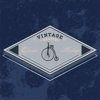 Klassisk mockup logo design vektor