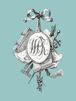 Title vignette with monogram W.P.K. (1808) by Jean Bernard (1775-1883). Original from the Rijks Museum. Digitally enhanced by rawpixel.
