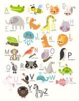 Illustrationszeichnungsart von wild lebenden Tieren