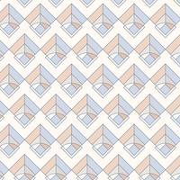 Vecteur transparente motif géométrique pastel coloré