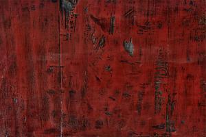 Altes rotes hölzernes strukturiertes Hintergrunddesign