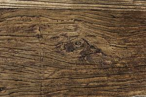 Close up of an old rustic plank