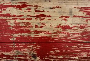 Gammal röd trä texturerad bakgrundsdesign