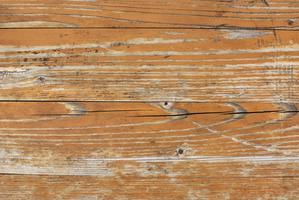 Plancher en bois brun clair