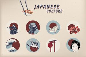 Famous Japanese cultural icons