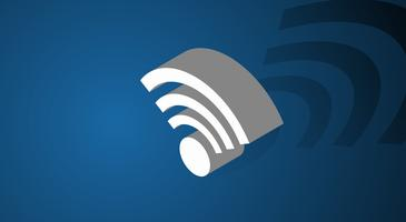 Illustratie van wifi-pictogram