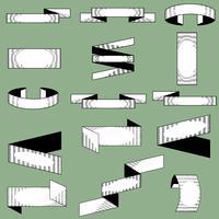 Vectores de cinta
