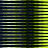 Green gradient halftone background vector