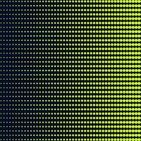 Groene gradiënt halftone achtergrondvector