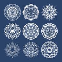 Indiase mandala ontwerp