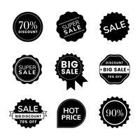 Satz von Promotion-Abzeichenvektoren
