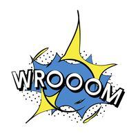 Worm explosie vector