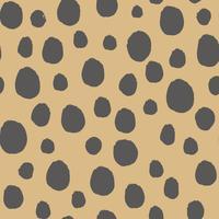 Polka dots naadloze patroon vector