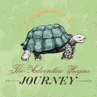 Journey and travel logo design vector
