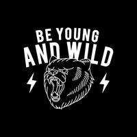 Sei jung und wild