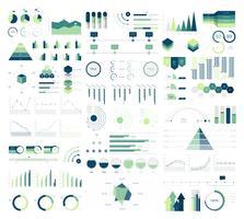 Ange element i infografiska