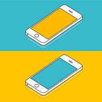 Abbildung des Handys getrennt