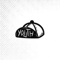 Youth on a cap vector
