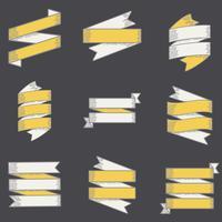 Abbildung der Farbbandfahnensammlung