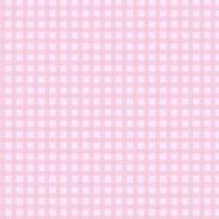 Pink checkered pattern seamless background vector