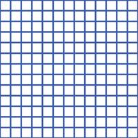 Blue seamless grid pattern vector